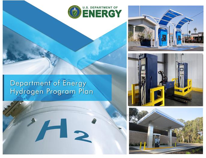 Energy Department Releases its Hydrogen Program Plan