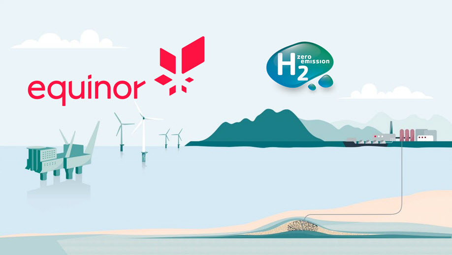 Equinor sets ambition to reach net zero emissions by 2050