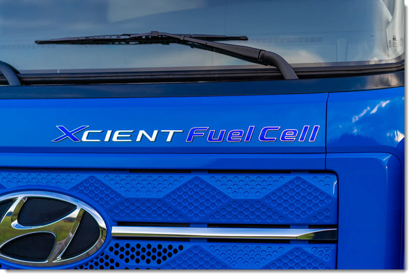 Fuel cells works, fuel cell, energy