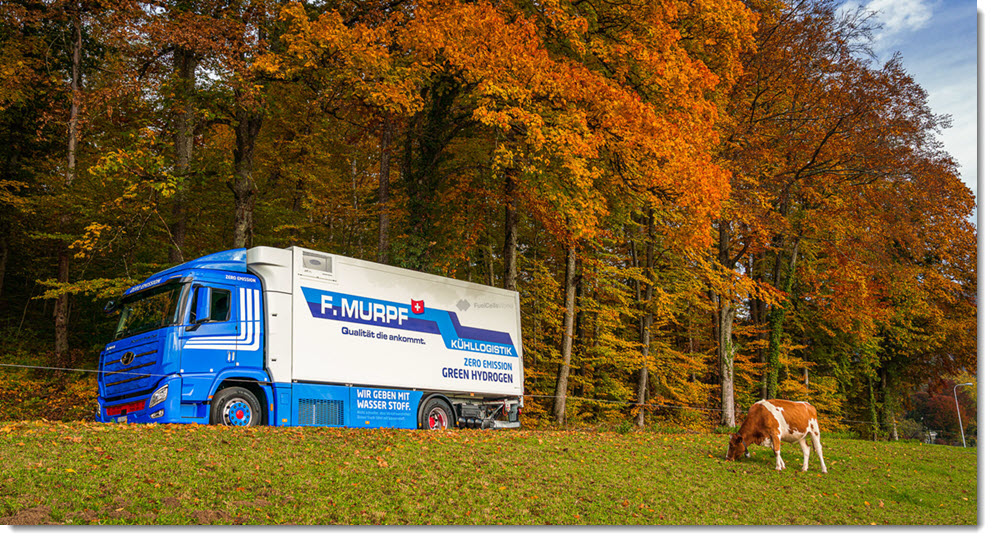 F. Murpf AF. Murpf AG is Making History in Mobility with Hydrogen Fuel Cells Main