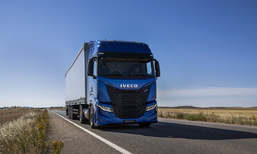 FPT Industrial IVECO and Snam Agreement for the Decarbonisation of Transport using Biomobility and Hydrogen