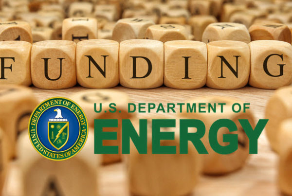 Funding DOE 2