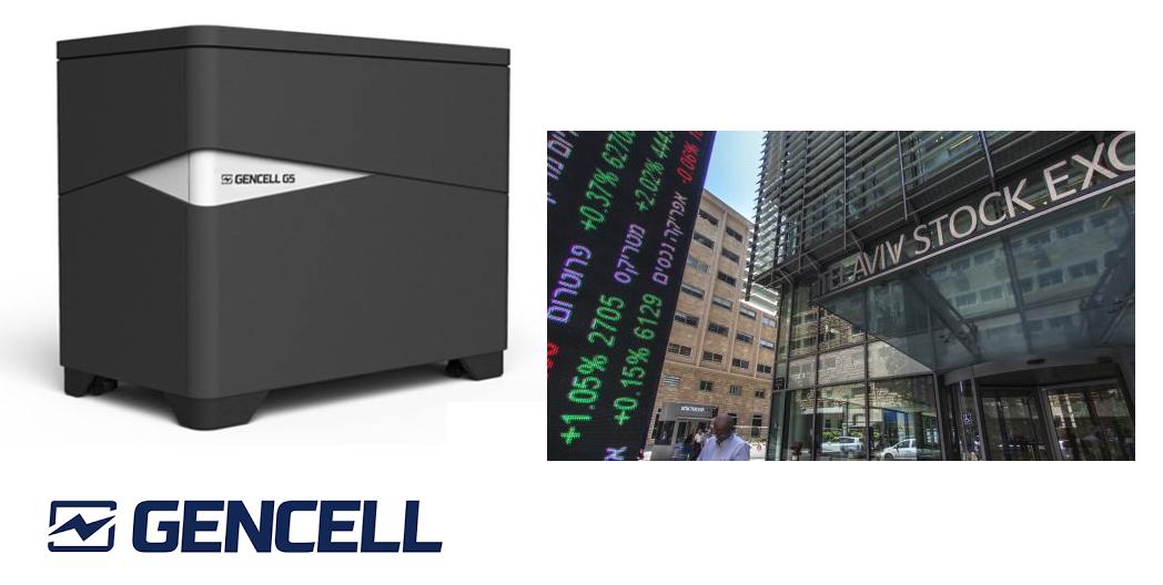 Gencell Joins Tel Aviv Stock