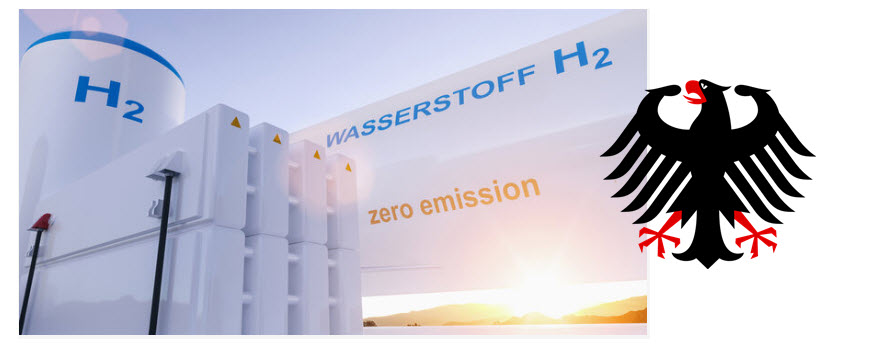 Germany Federal Council Calls for Legal Framework for Hydrogen Economy