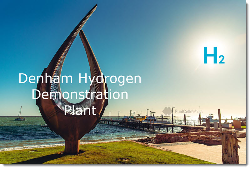 Horizon Power to build Australias First Remote Microgrid using Renewable Hydrogen Generation in Denham Western Australia