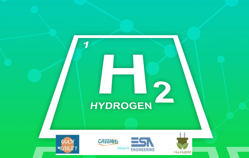 Hy Hybrid Energy GOLDI Mobility and Green H2 Form Partnership to Collaborate on Green Hydrogen Production