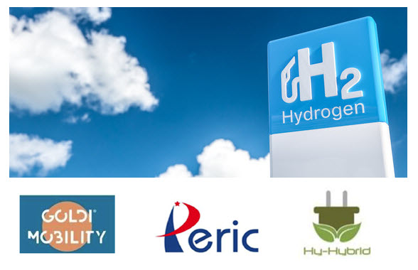 Hy Hybrid Energy GOLDI Mobility and PERIC Sign MoU on Hydrogen Refueling Solutions for Hungary
