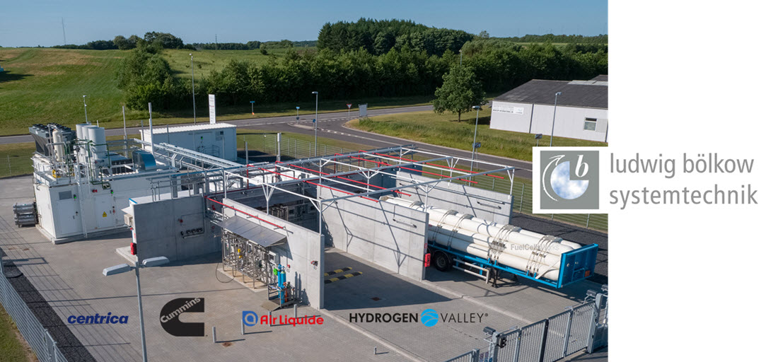 HyBalance Pioneering Facility Proves Power to Hydrogen to be a Viable Way to Balance the Grid and Transfer Renewables into Industry and Mobility