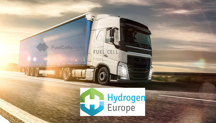Hydrogen Europe Another Milestone in the Uptake of Fuel Cell Trucks 2
