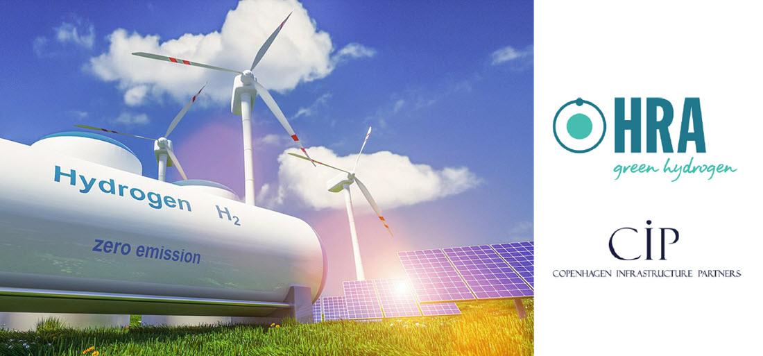 Hydrogen Renewables Australia and Copenhagen Infrastructure Partners Announce Partnership