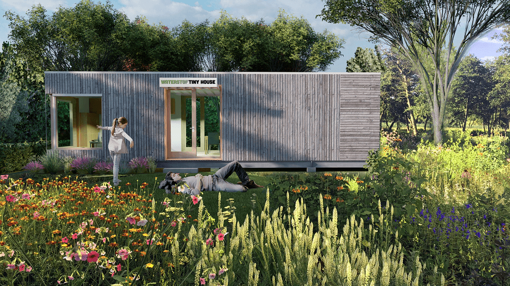 Hydrogen Tiny House
