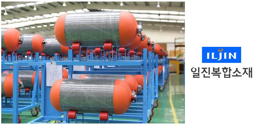 Iljin Composites Supplies Hydrogen Fuel Tanks to East Japan Passenger Railway JR Hydrogen Hybrid Train