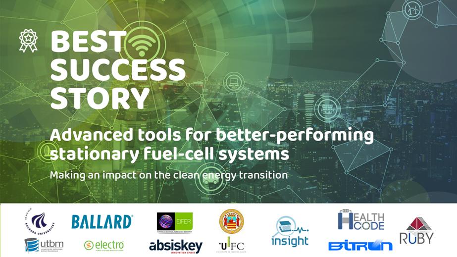 Innovators Accelerate European Fuel Cell Success