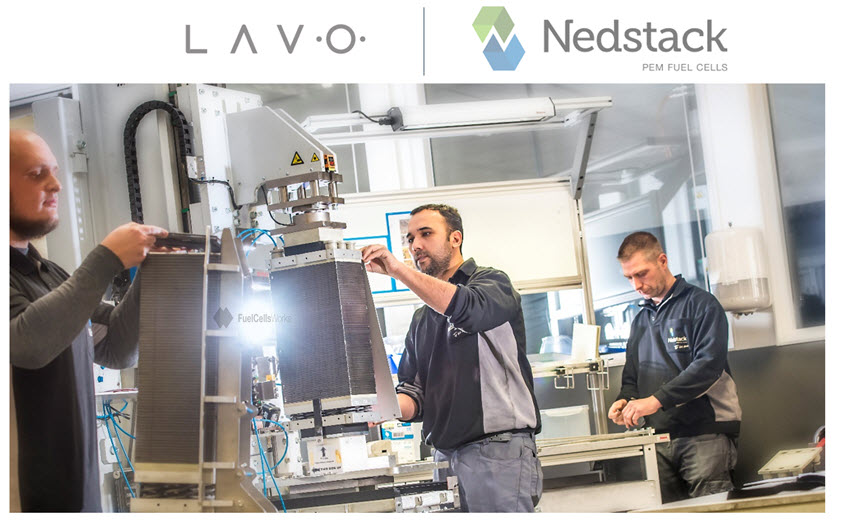 LAVO%E2%84%A2 and Nedstack Team Up in Localising Manufacturing Hydrogen Fuel Cells in Australia