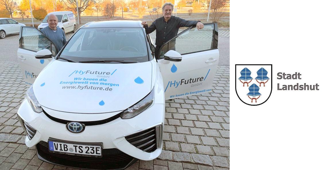 Landshuts 1st Hydrogen Company