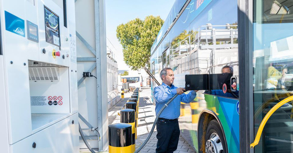 Linde Triples Production Capacity for Hydrogen Refueling Stations