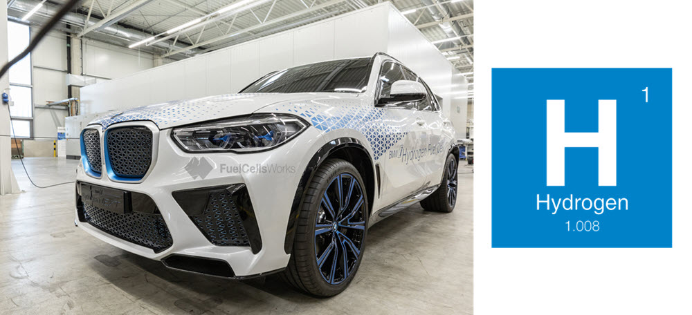 Made in Landshut BMW i Hydrogen NEXT