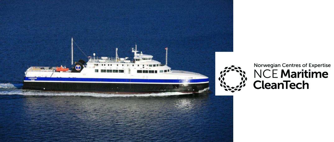 NCE Maritime CleanTech Applauds New Hydrogen Ferry Project