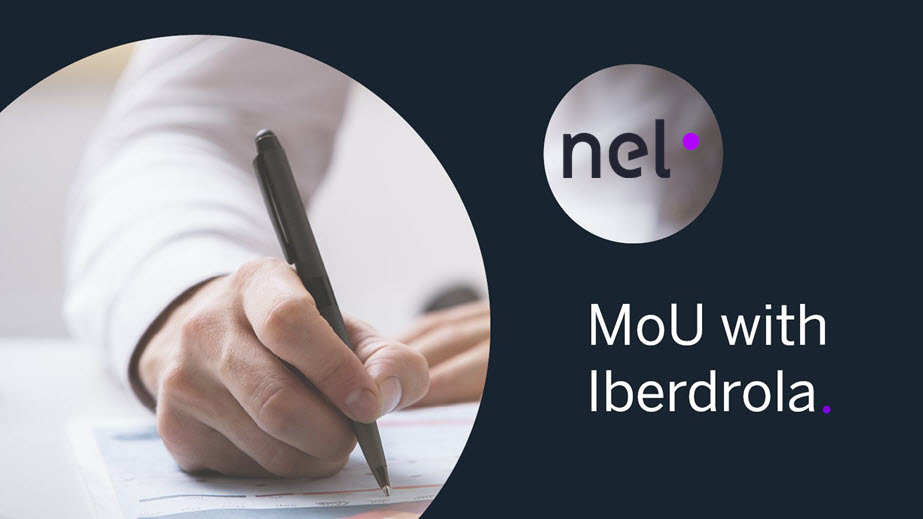 NEL and Iberdrola MOU