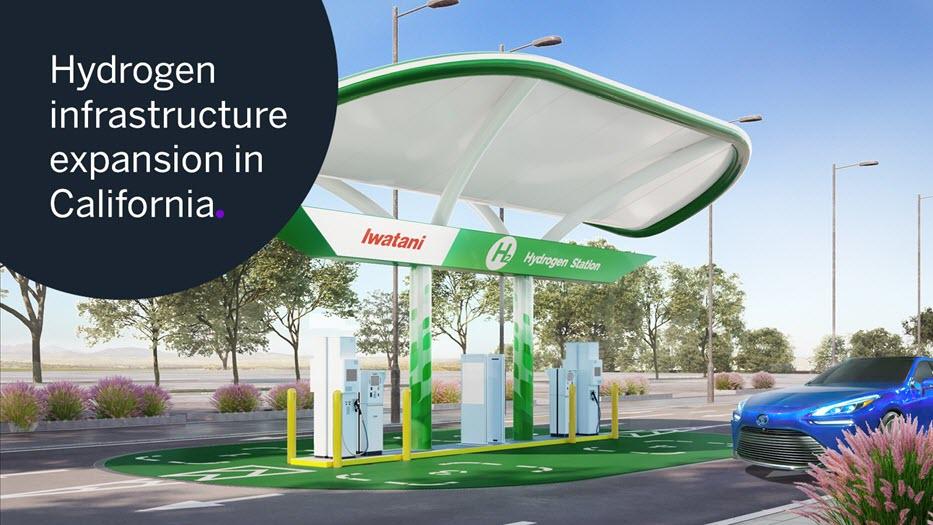 Nel Hydrogen Infrastructure in California