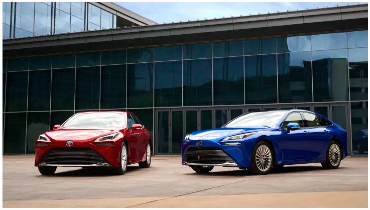 Next Generation Toyota Mirai Confirmed for Australia