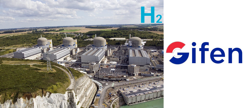 Nuclear Manufacturers Call for the Development of a French Nuclear Hydrogen Sector
