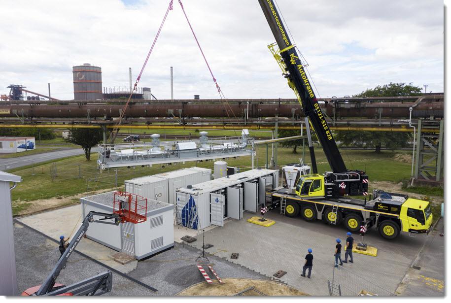 PTB Tests Measurement Methods for Hydrogen