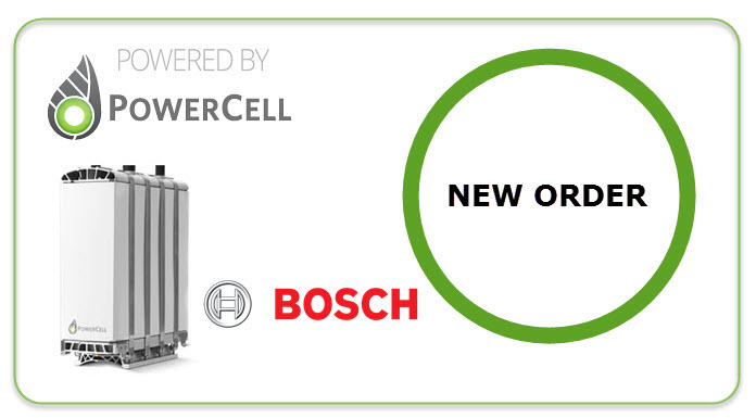 Fuel cells works, hydrogen, PowerCell, bosch, fuel cells