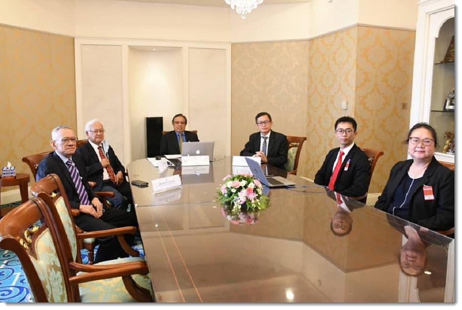 Sarawak MOU Signing