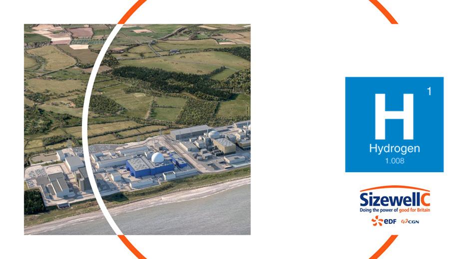 Sizewell C Seeks Partners to Develop Hydrogen