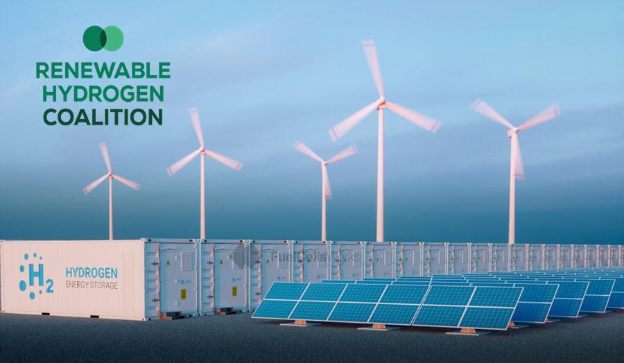 SolarPower Europe WindEurope Launch Renewable Hydrogen Coalition