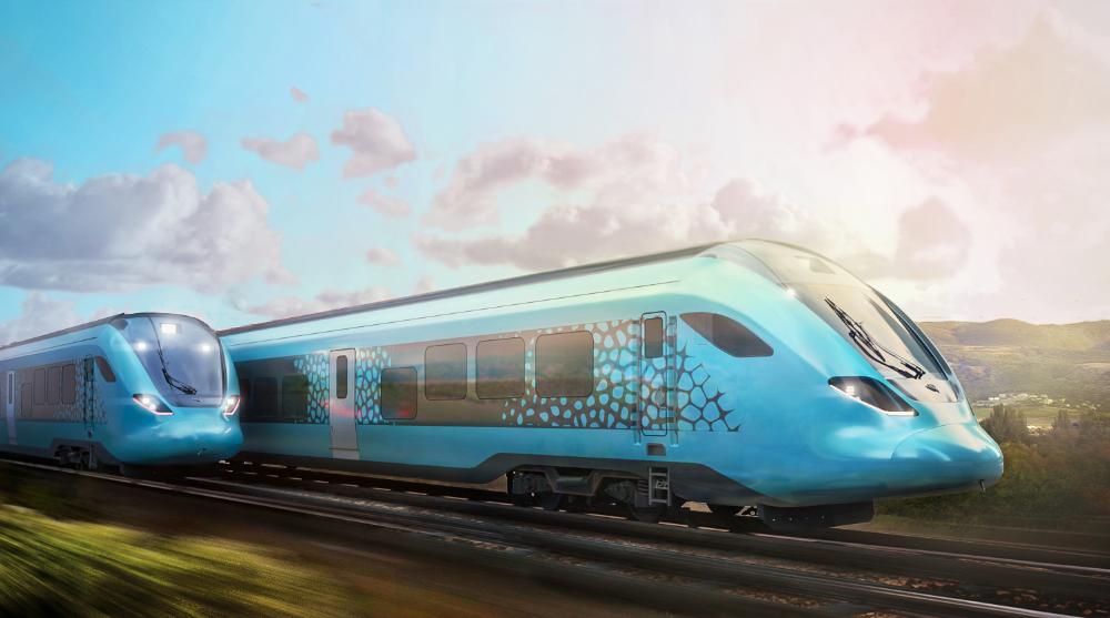 SpainTalgos Hydrogen Train will be ready in 2023