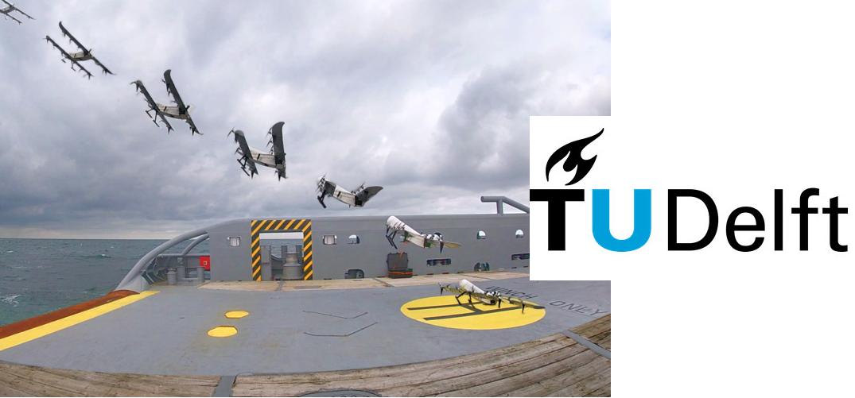 TU Delft Maritime Hydrogen Drone Flies Longer and Greener