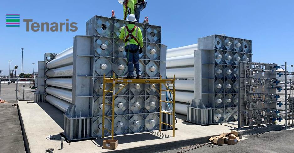 Tenaris Partners with Nel Hydrogen for California Hydrogen Truck Refueling Network