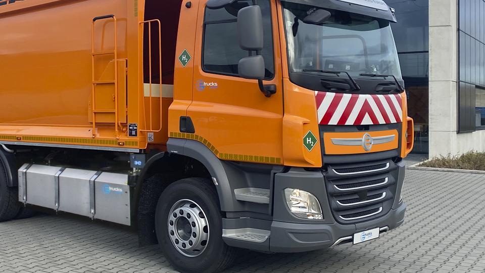 Fuel Cells Works, Dijon Métropole: Launches Green Hydrogen Dumpsters via Solar and Anaerobic Digestion