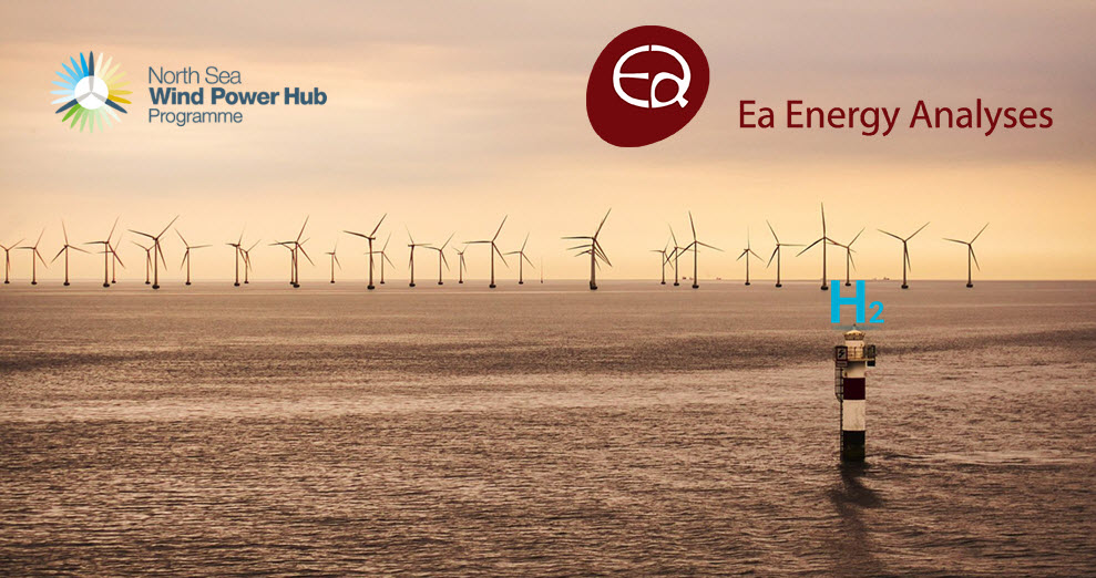 The North Sea Wind Power Hub NSWPH Contracts Energynautics Ea Energy Analyses for Energy System study for the North Sea Wind Power Hub