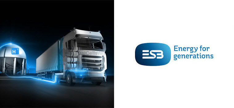 University College Dublin Wins Prestigious ESB Inter Colleges Challenge 2020 for its Hydrogen Freight Concept