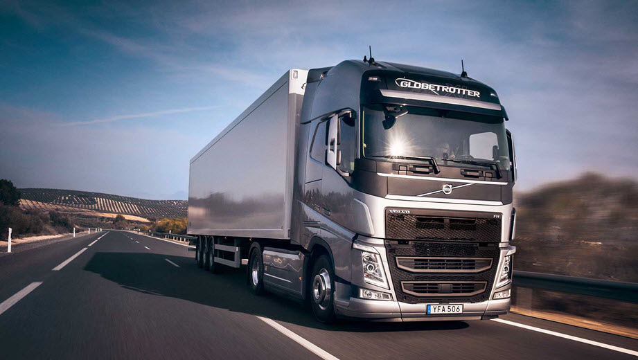 Volvo Boss Wants to Replace Diesel with Fuel Cells in Large Trucks