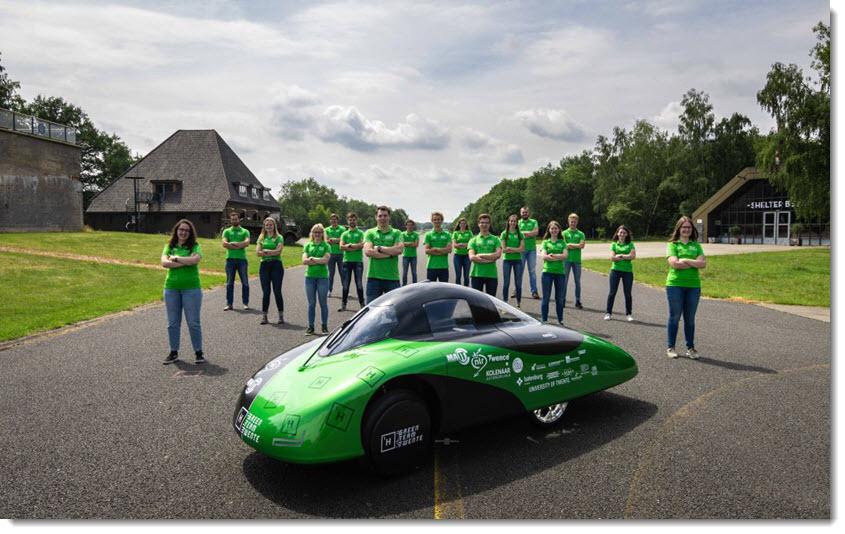 World Champion Green Team Twente