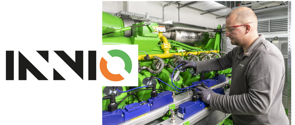Worlds First 1 MW Large Scale Gas Engine Begins Field Test for Hydrogen Operation
