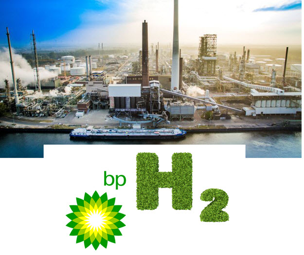 bp and Orsted to Create Renewable Hydrogen Partnership in Germany