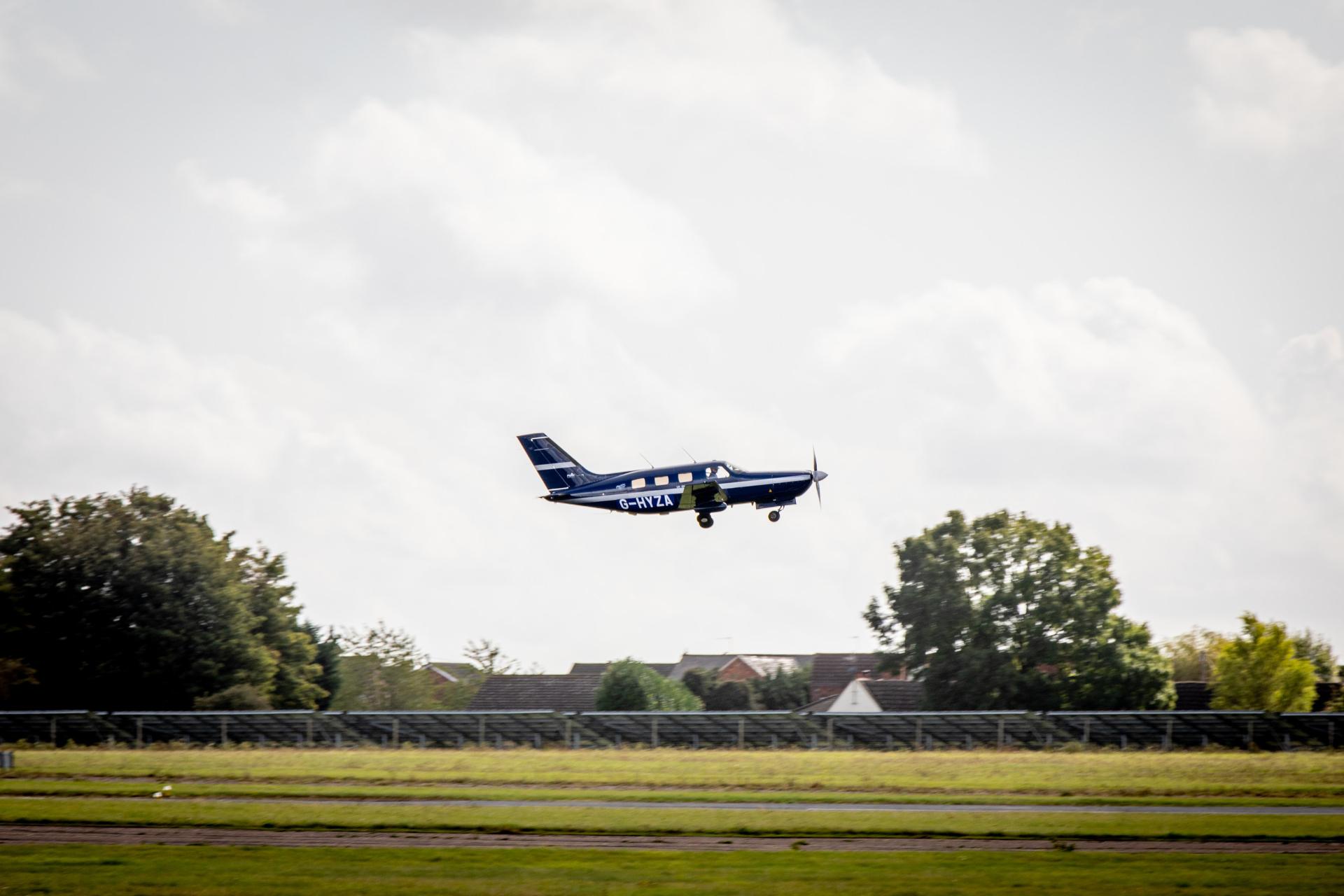 zeroavia powering flight