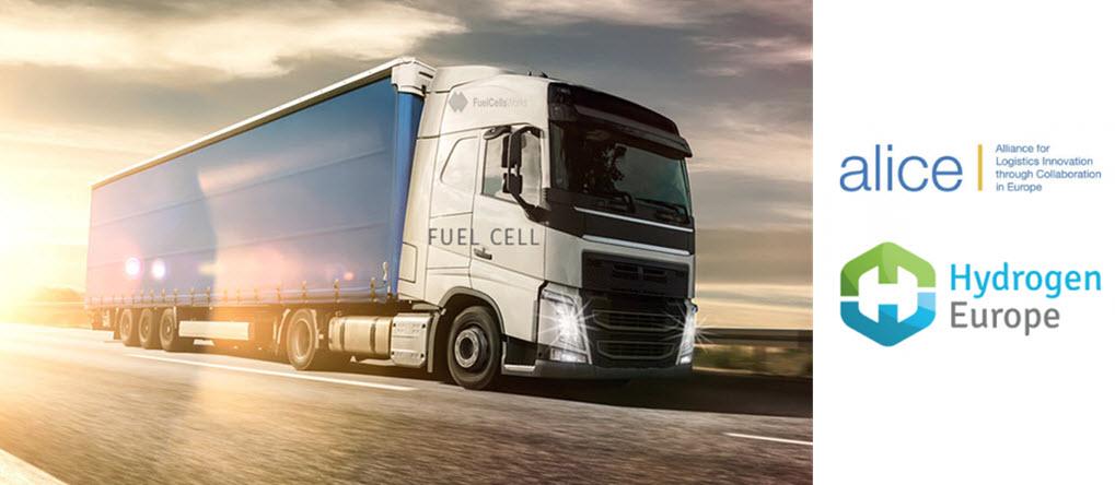 ALICE Logistics Platform and Hydrogen Europe Join Forces