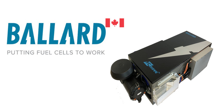 Ballard Applauds Canadian Governments Introduction of a Progressive Hydrogen Strategy
