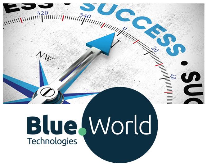 Blue World Success