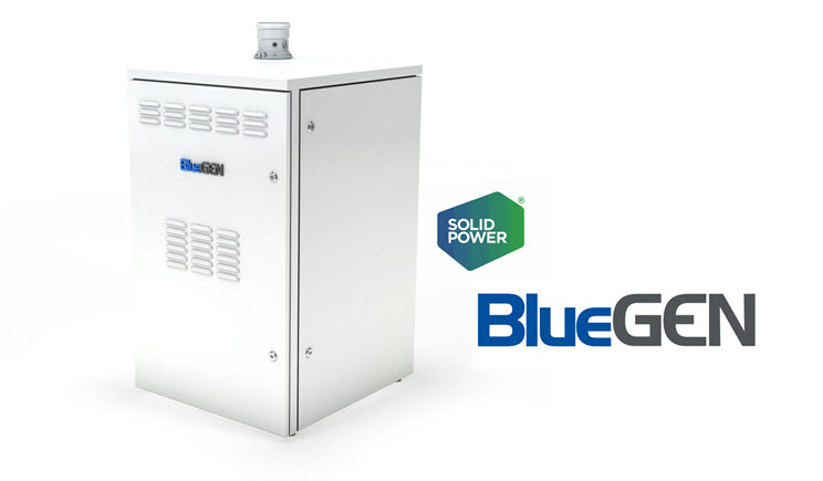 BlueGen Solid Power 2