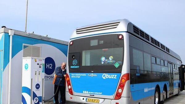 City of Terni Focuses on Hydrogen Buses