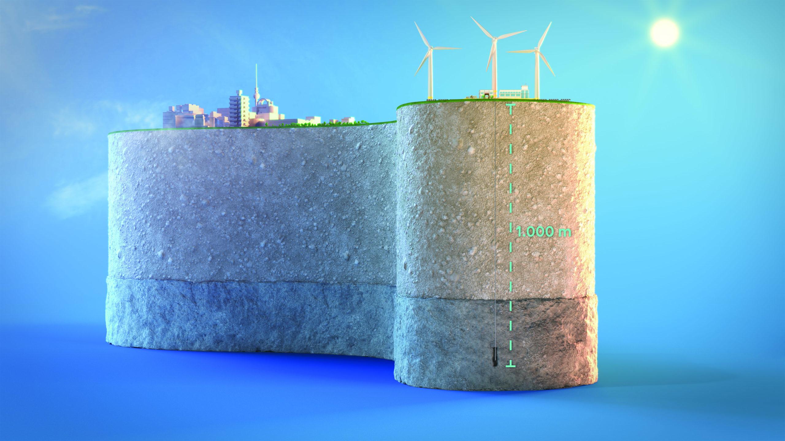 Fuel Cells Works, Salt Caves, Hydrogen, News, France