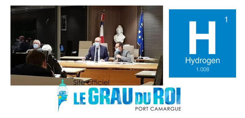 France Grau du Roi to Study Hydrogen River Shuttle