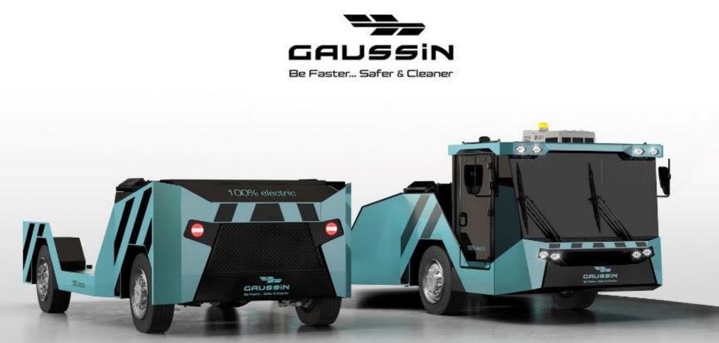 GAUSSIN Announces the Commercial Launch of the Rendez Vous Range of EV Hydrogen Vehicles Dedicated to Rapid Airport Transport